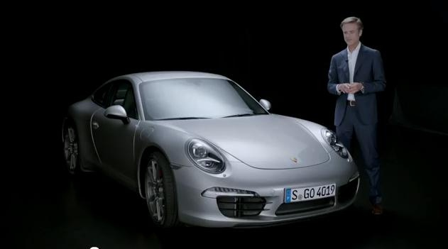 2012 Porsche 911 Carrera S Presentation Video