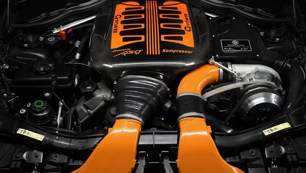 G Power M3 Tornado RS