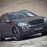 KICHERER Mercedes ML63 AMG