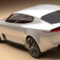 Kia GT Concept Officially Unveiled