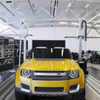 Land Rover Defender DC100 Sport