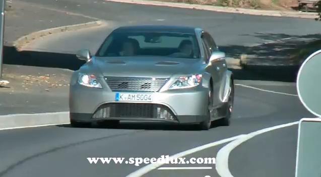 Lexus LS TMG Edition Video