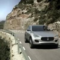 Maserati Kubang Video
