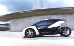 Opel 2 Seat Electric Car Concept