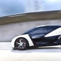 Opel RAK e Concept