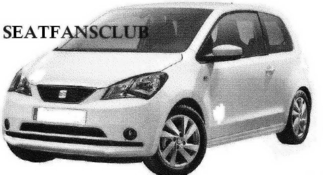SEAT Mii Leaked Photo