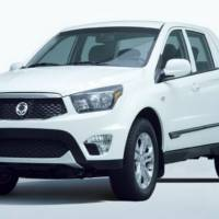 SsangYong SUT 1 Production Version