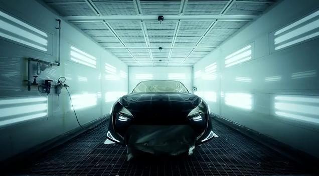 Toyota FT-86 II Concept Teaser Video