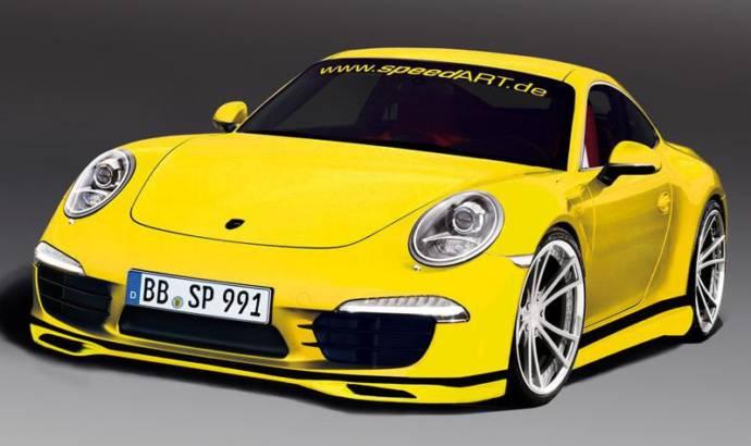 speedART 2012 Porsche 911 Carrera S