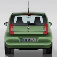 2012 Skoda Citigo City Car