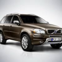 Volvo XC90 2012MY Updates