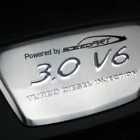 speedART Porsche Panamera Diesel