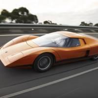 1969 Holden Hurricane Concept Restored