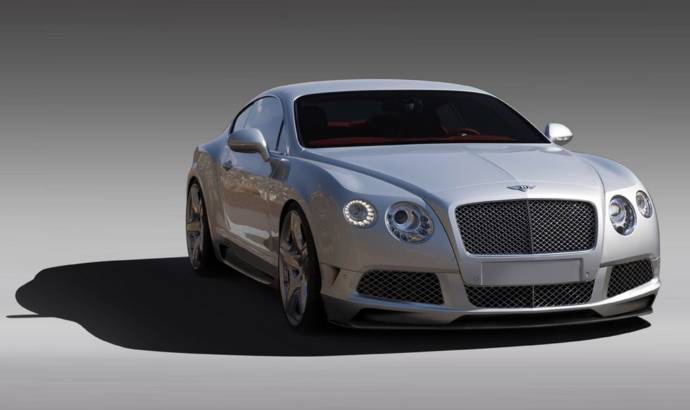 2011 Bentley Continental GT styling kit from Imperium