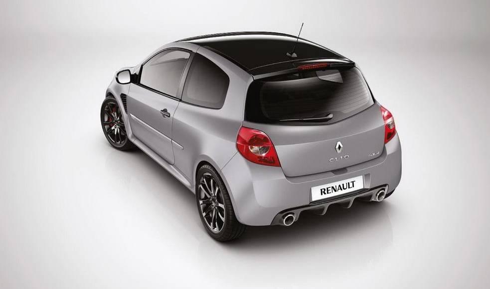 2011 Clio Renaultsport 200 Raider