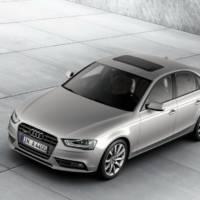 2012 Audi A4 Facelift