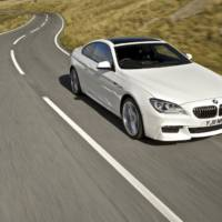 2012 BMW 6 Series Coupe M Sport Package