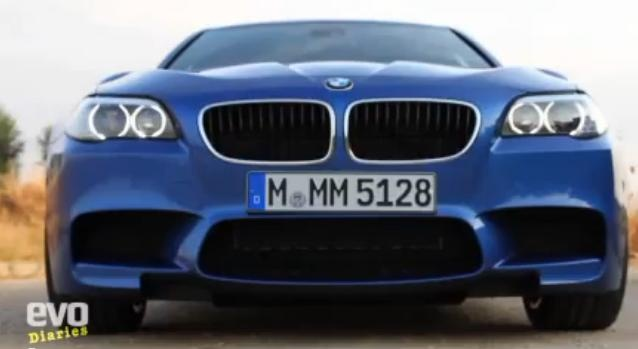 2012 BMW M5 Review by Chris Harris