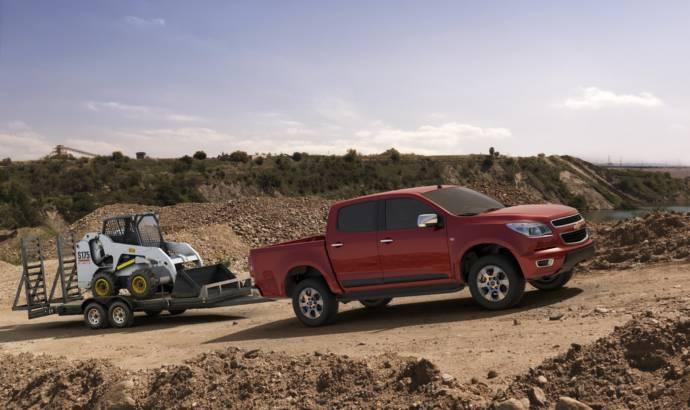 2012 Chevrolet Colorado Detailed