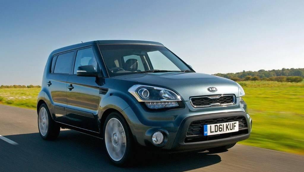 2012 Kia Soul Facelift Price