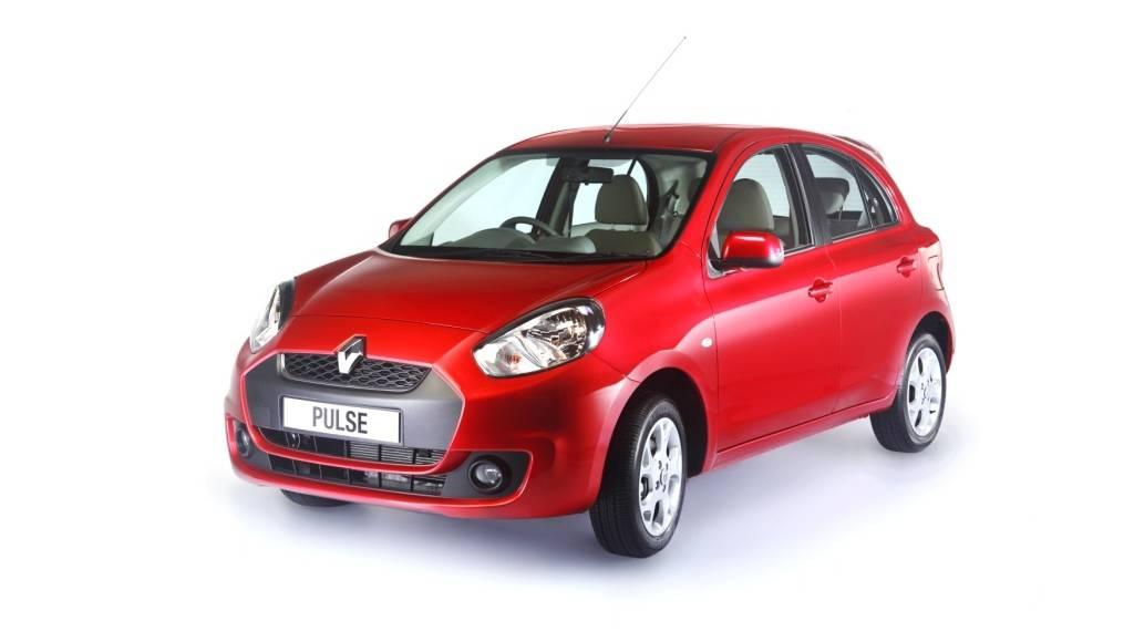 2012 Renault Pulse