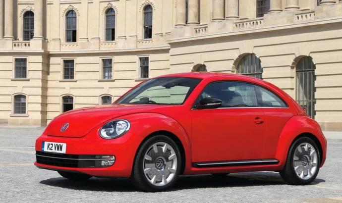 2012 Volkswagen Beetle Price for UK