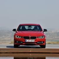 2013 BMW 3 Series Revealed