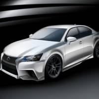2013 Lexus GS F SPORT by Five Axis