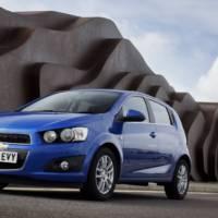Chevrolet Aveo Price for UK
