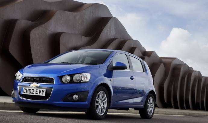 Chevrolet Aveo Price for UK