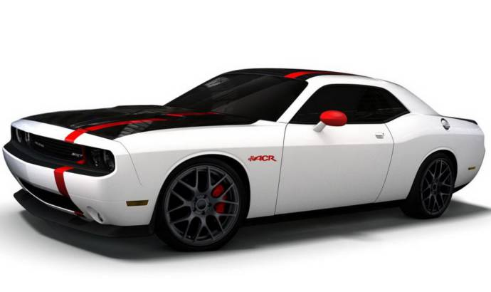 Chrysler and Fiat Ready for SEMA 2011