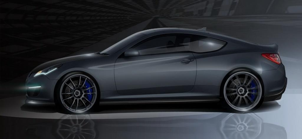 Hyundai Genesis Hurricane SC Announced