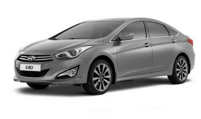 Hyundai i40 Saloon Price