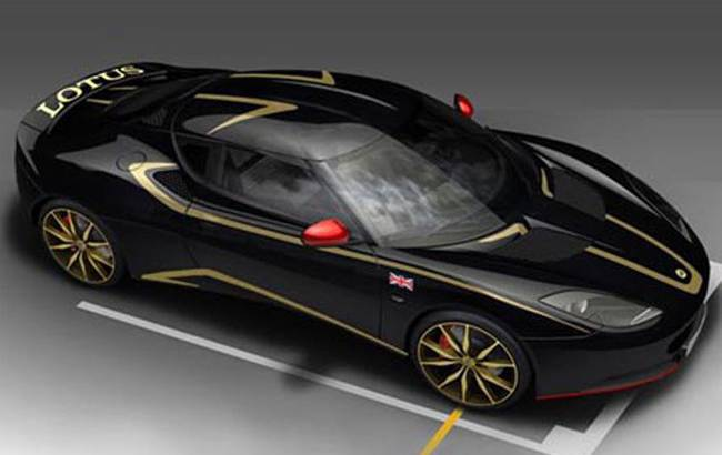 Lotus Evora S GP Edition Unveiled