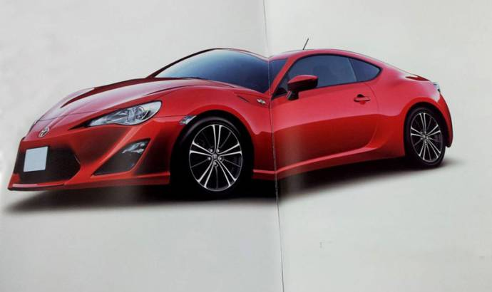 More Photos of Standard Toyota FT-86