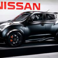 Nissan Juke R First Photo