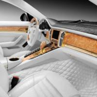 Porsche Panamera Turbo S by TopCar