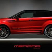 Range Rover Evoque by Merdad