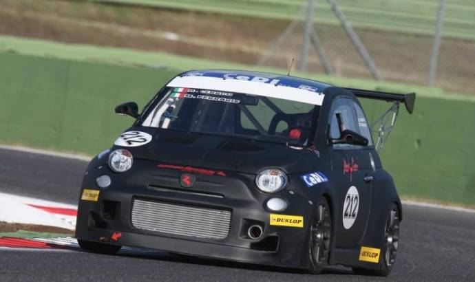 Romeo Ferraris Developing 300 HP Abarth 500