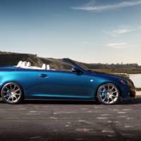 SEMA 2011: Lexus IS 350C by VIP Auto Salon