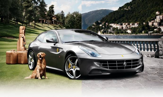Special Edition Ferrari FF from Neiman Marcus