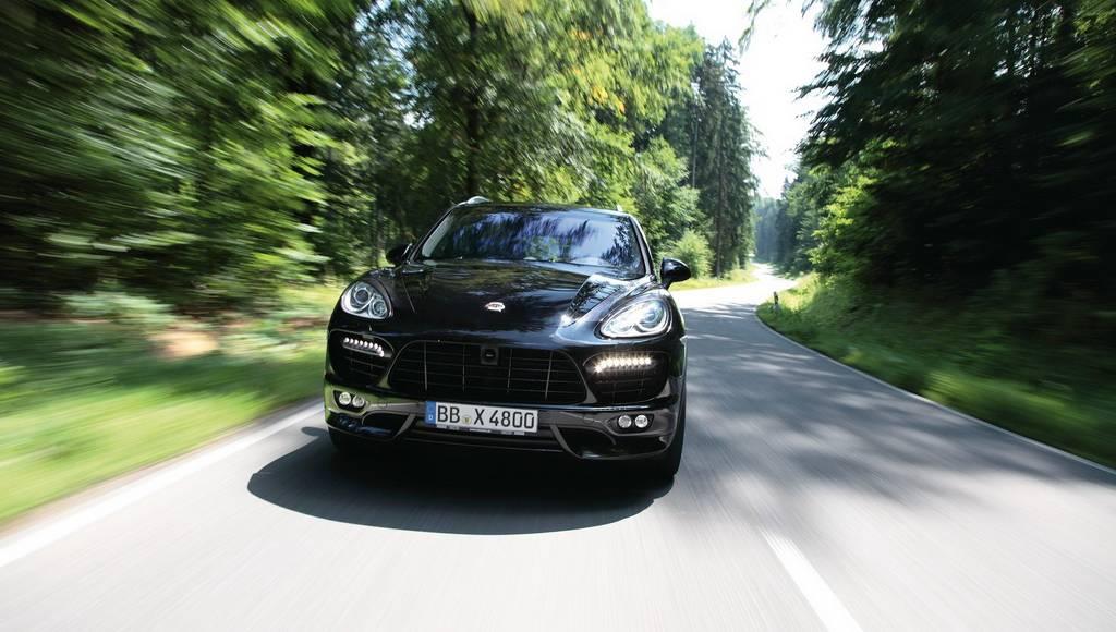 Techart Porsche Cayenne Turbo and Panamera Turbo Power Kits