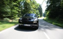 Techart Porsche Cayenne Turbo and Panamera Turbo Power Kits