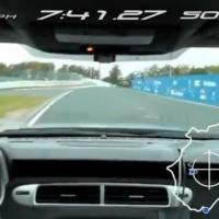 Video: 2012 Chevrolet Camaro ZL1 Nurburgring Lap Time