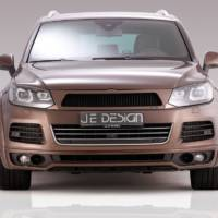 Volkswagen Touareg Widebody Kit by Je Design