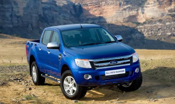 2012 Ford Ranger Price