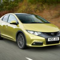 2012 Honda Civic Hatchback Price