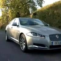 2012 Jaguar XF 2.2 Diesel Review