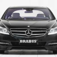 Brabus Mercedes CL 500 and S 500 4MATIC