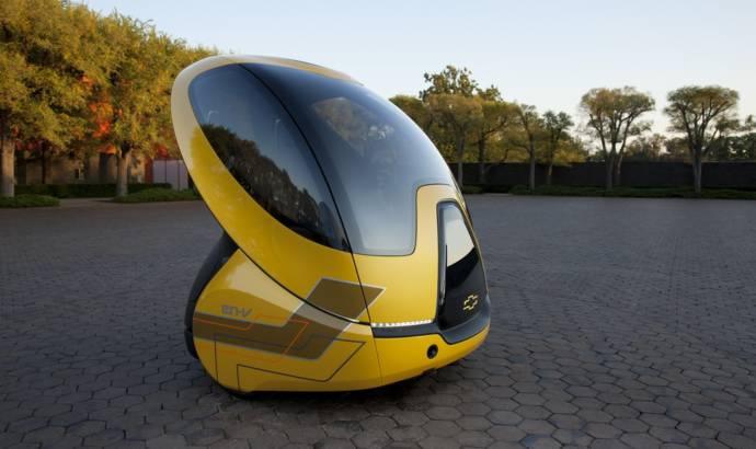 Chevrolet Begins Work on New EN-V Concept